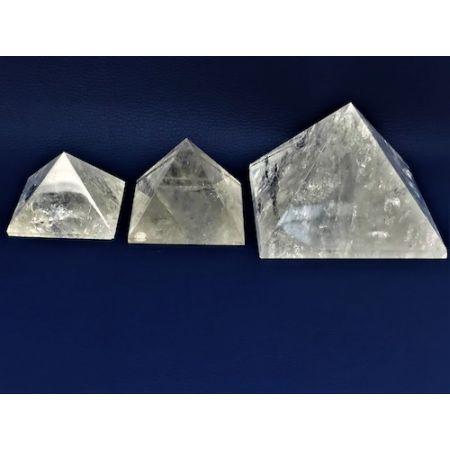 Pyramide Pierre Cristal de roche