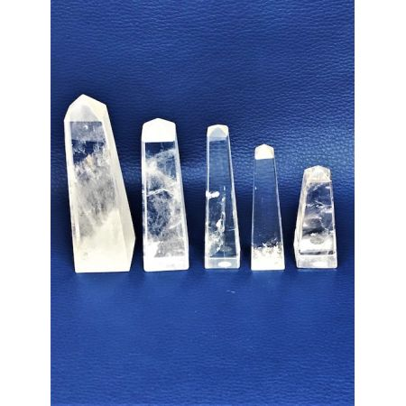 Obélisque Cristal de roche