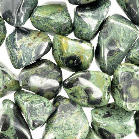 Poids du lot de jaspe kambaba: 250 gr. 22 pierres env