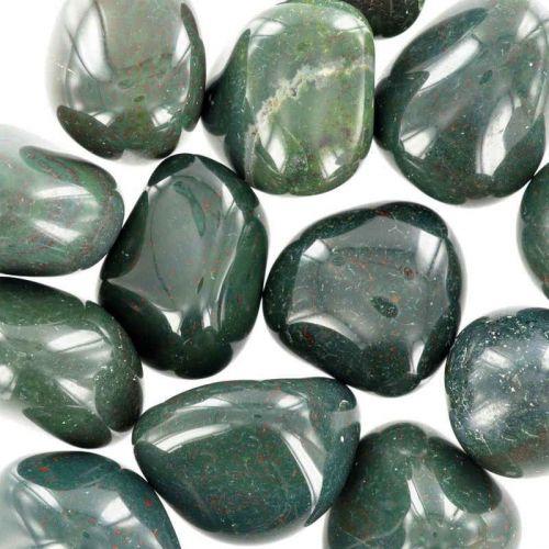 Poids du lot de jaspe héliotrope: 250 gr. 12 pierres