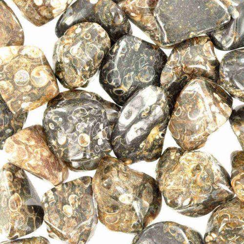 Poids du lot de turitelle : 250 gr. 35 pierres env.