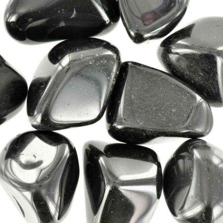 Poids du lot d'onyx : 250 gr. 9 pierres env.