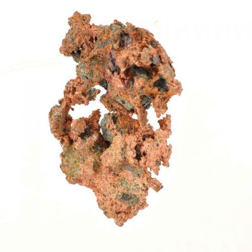 Poids du lot de cuivre natif : 50 gr.  1 pièce env.