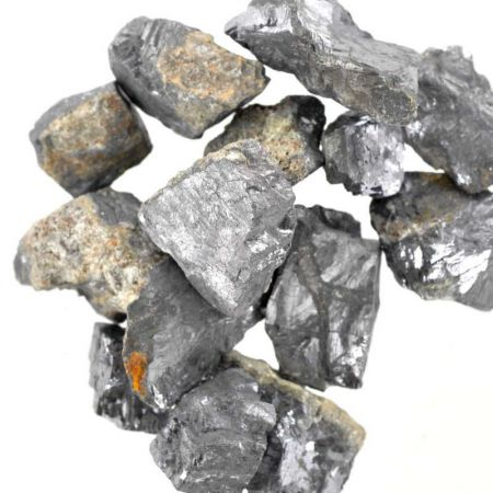 Poids du lot de galène extra : 250 gr. 15 pierres env.