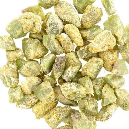Poids du lot de sphène titane : 100 gr. 30 pierres env.