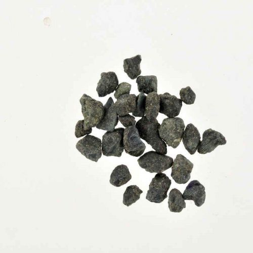 Poids du lot de d'alexandrite : 100 gr. 30 pierres env.