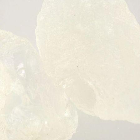 Poids du lot de pierre d'alun : 250 gr. 2 pierres env.