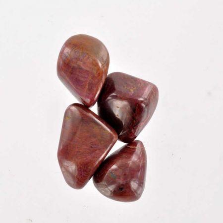 Poids du lot rubis : 50 gr. 4 pierres.