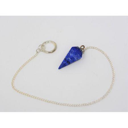 Pendules Facetté Lapis-Lazuli