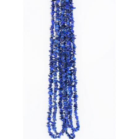Colliers sautoirs baroques Lapis-Lazuli